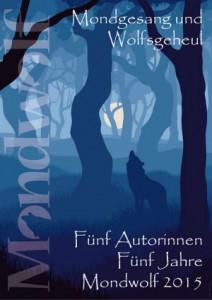 Mondwolf Mondgesang Wolfsgeheul